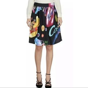 Jeremy Scott Space Rocket Skirt